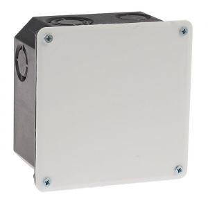 Коробка распределительная TUNDRA, 100х100х50 мм, IP20, для подштукатурного монтажа   4283295