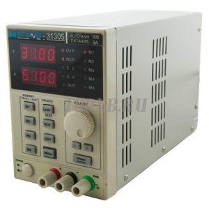 МЕГЕОН 31305 Лабораторный цифровой блок питания