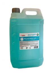 Дезинфектор для рук и помещений AntiseptiON 5 л