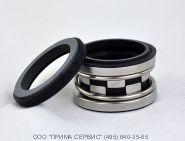 Мех.торц. уплотнение SN2100-25 mm Car/Cer/Vition/L2