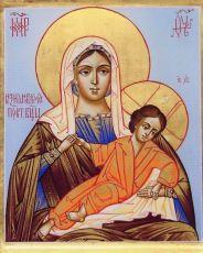 Икона Божией Матери Незнановская