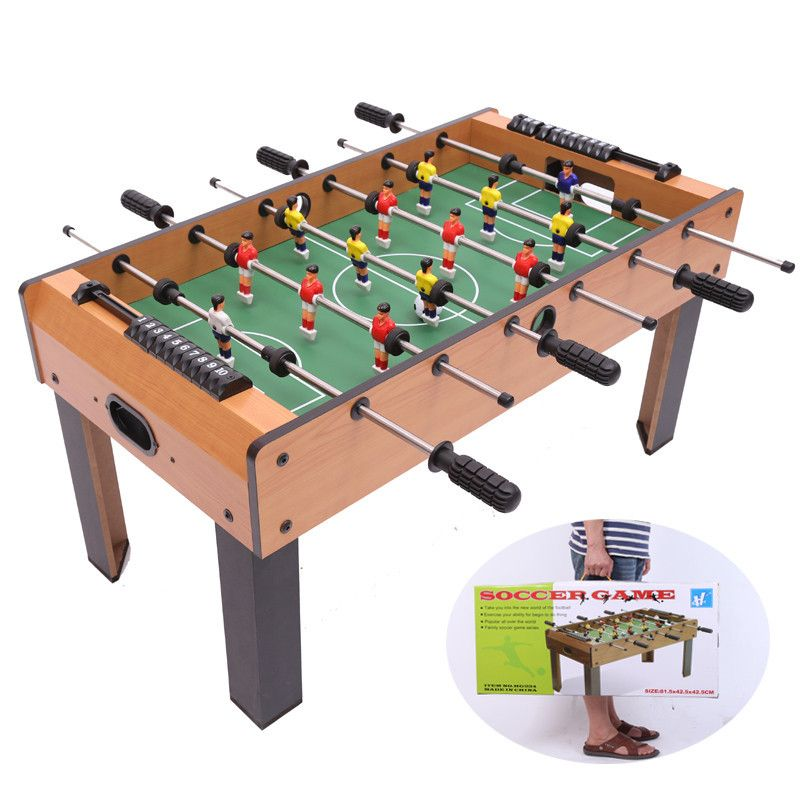 HG234 Игра футбол кикер Премиум 81 напольный на ножках