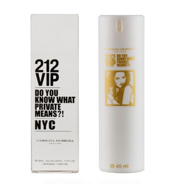Carolina Herrera 212 VIP, 45 ml