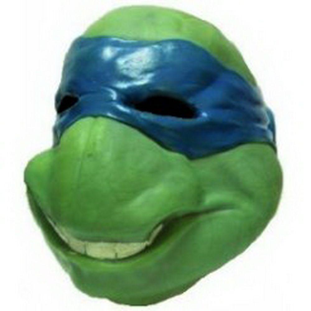 Латексная маска Черепашки Каратиста