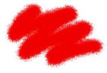 12-АКР Краска красная