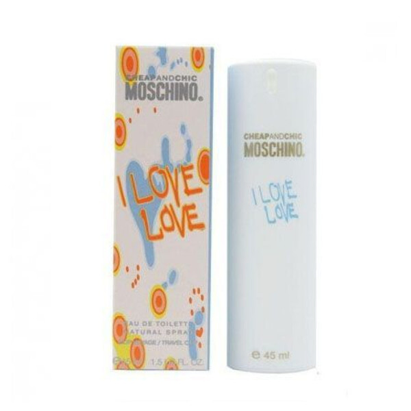 Moschino I Love Love, 45 ml