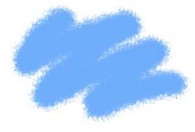 23-АКР Краска голубая авиа