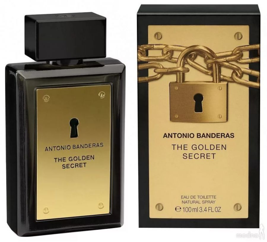 Antonio Banderas - The Golden Secret
