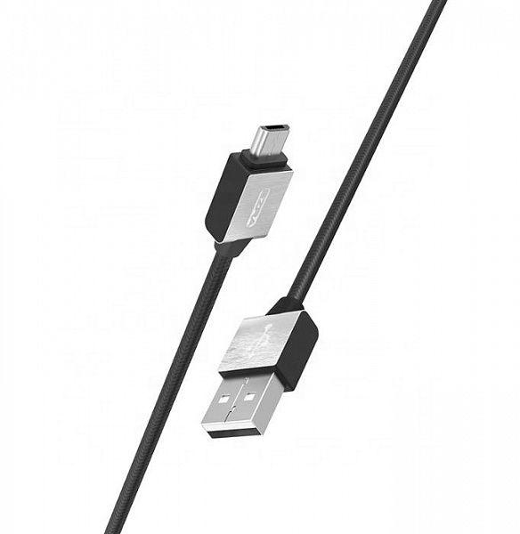 Кабель USB 2.1А EZRA DC-08 (microUSB) 1.2м