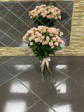 Букет из 15 роз кустовых