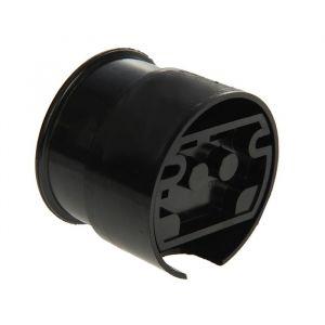 Разъем для плиты Smartbuy РШ-ВШ, 3P+PE, ОУ, 32 А, 380 В, карболит, черный 2174345