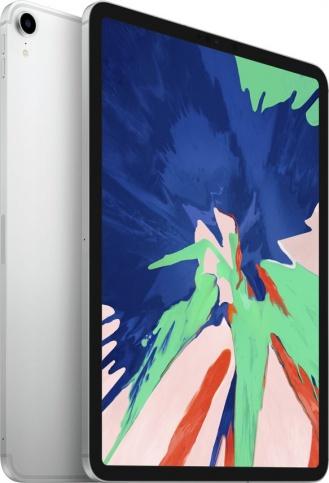 Планшет Apple iPad Pro 11 (2018) 1TB Wi-Fi + Cellular Silver