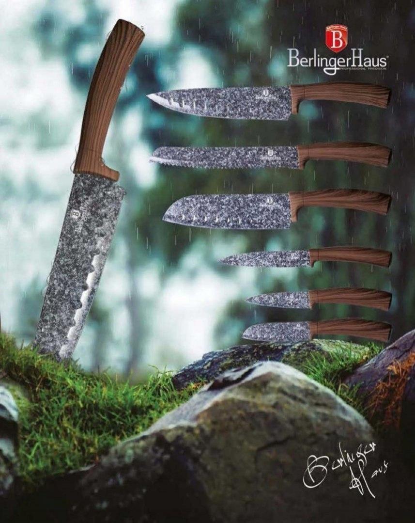 2505 -ВН  Forest Line Набор ножей  6 пр.
