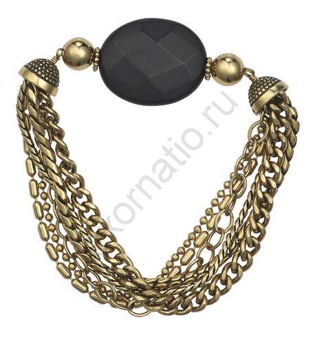 Браслет PILGRIM 597912. Коллекция Gold