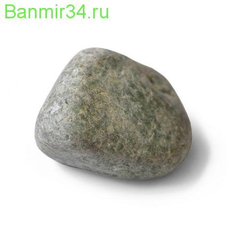 Камень Жадеит шлифованный 5кг ведро