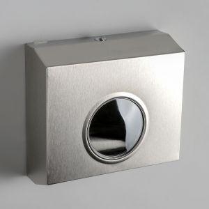 Диспенсер для бумажных полотенец, нержавеющая сталь, зеркальный блеск   3800178
