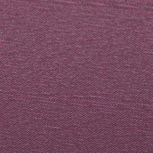 """Штора портьерная """"Этель"""" ширина 135 см, высота 250 см, цвет фиолетовый, глянцевая"""