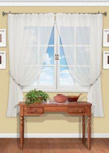 Комплект штор Рилка-К (бел.) размер 150х170
