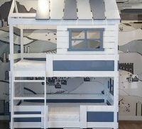Кровать двухъярусная Домик Felicia №31