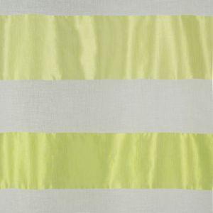 """Тюль """"Этель"""" 145х280 Зеленое лето (горизонтальная полоса) б/утяжелителя, 100% п/э"""