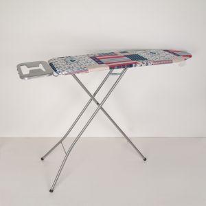 Доска гладильная Pegasus, 33?110 см, поверхность металлическая сетка, рисунок МИКС