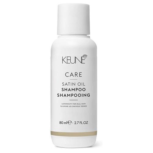 Keune Шампунь Шелковый уход/ CARE Satin Oil Shampoo, 80 мл.