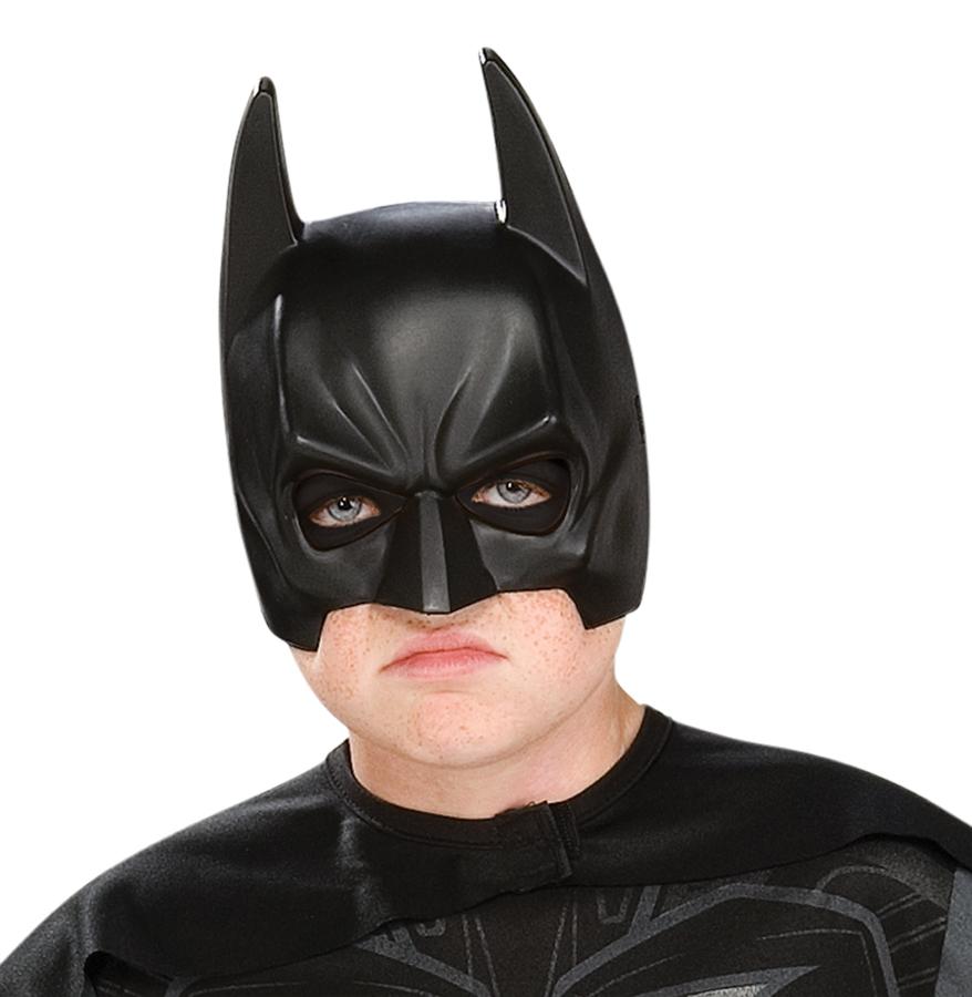 Взрослая полумаска Бэтмена