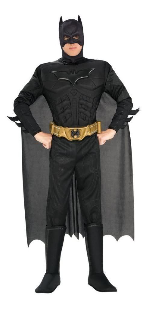 Костюм Бэтмена Deluxe