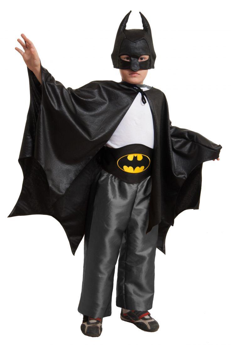 Детский костюм Супергероя Бэтмена
