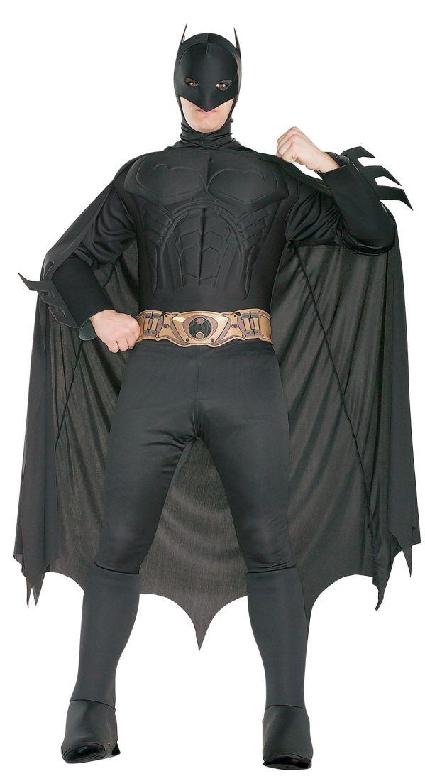 Костюм черного Бэтмена