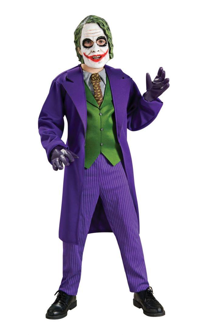 Детский костюм Джокера Делюкс