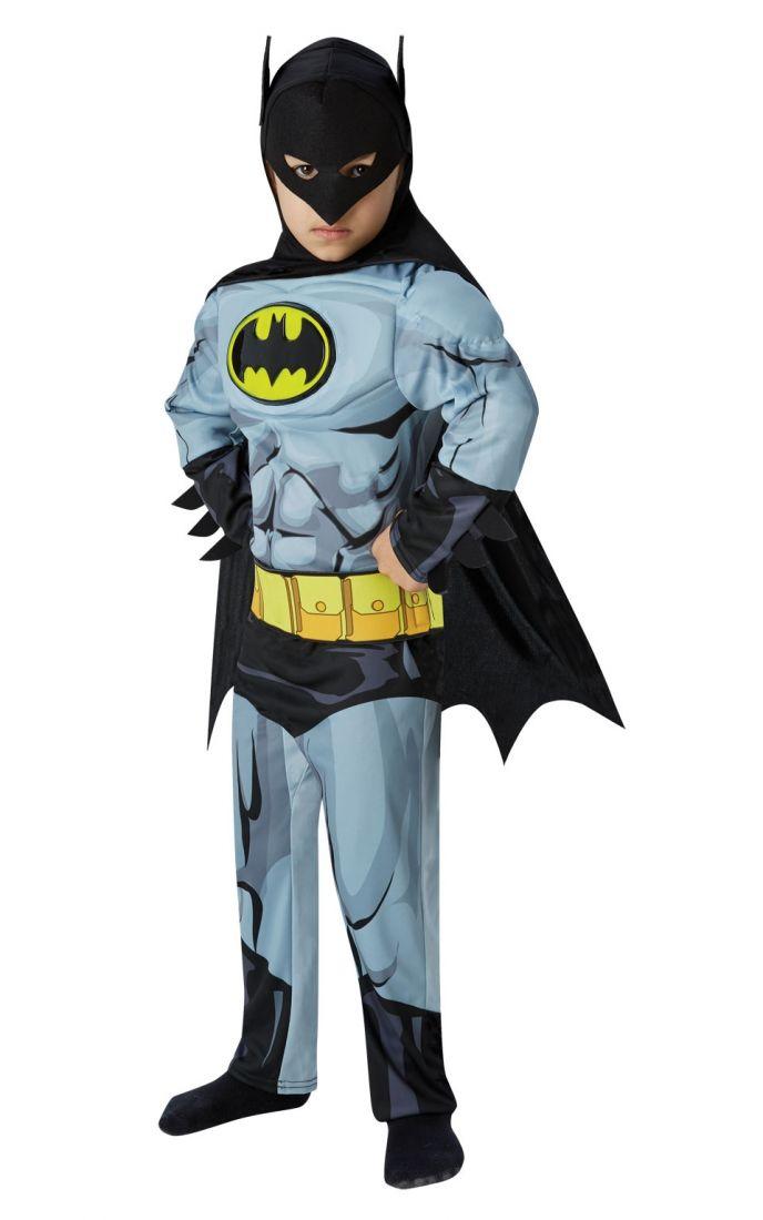 Детский костюм Бэтмена из комикса