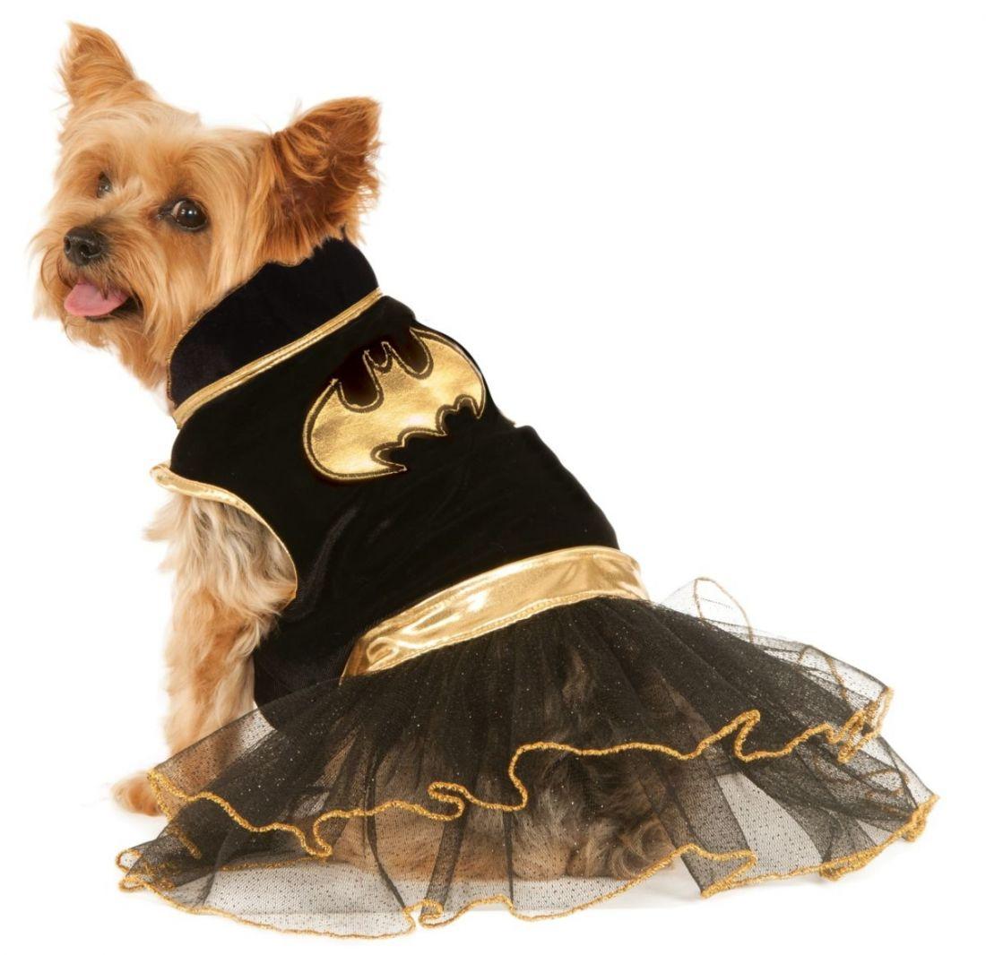 Костюм Бэтгерл для собаки