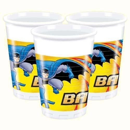Пластиковые стаканы Бэтмен