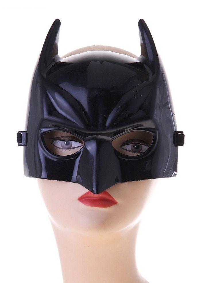Маска Бэтмена пластиковая