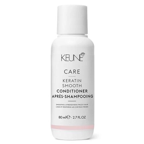 Keune Кондиционер Кератиновый комплекс/ CARE Keratin Smooth Conditioner, 80 мл