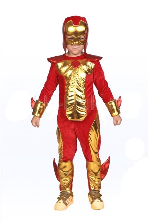 Красный костюм АйроМена