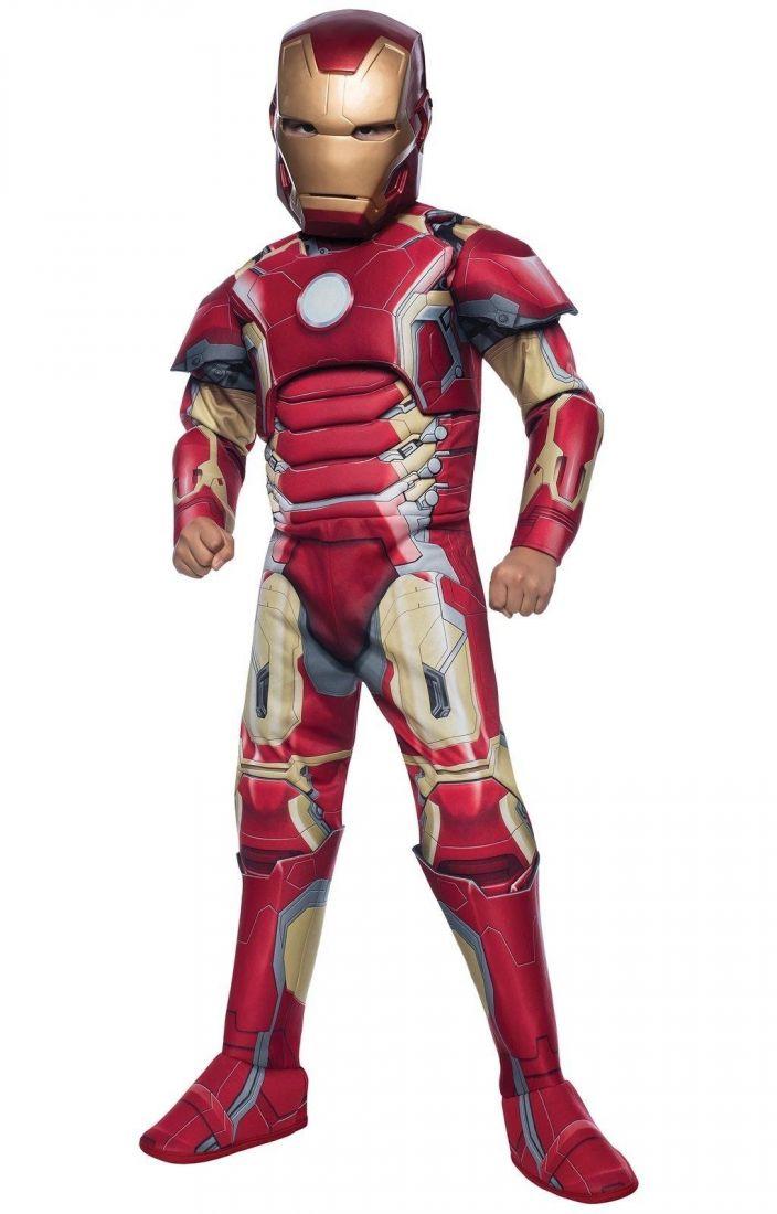 Детский костюм Железного Человека Dlx