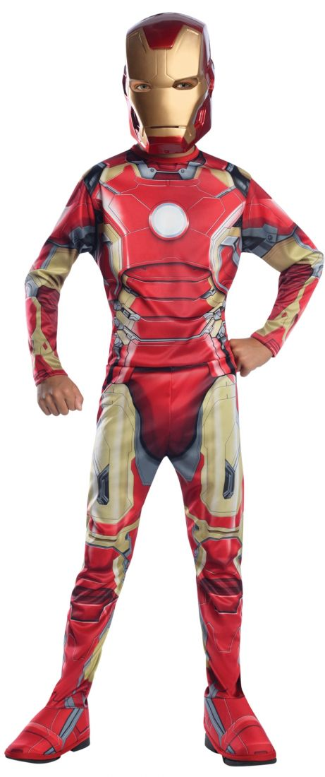 Детский костюм Marvel Железного человека