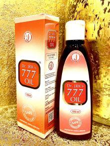 Масло для лечения псориаза Dr.J.R.K'S Siddha 777 Oil , 100 мл