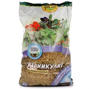 Вермикулит Фаско Цветочное счастье 2,5 л - все для сада, дома и огорода!