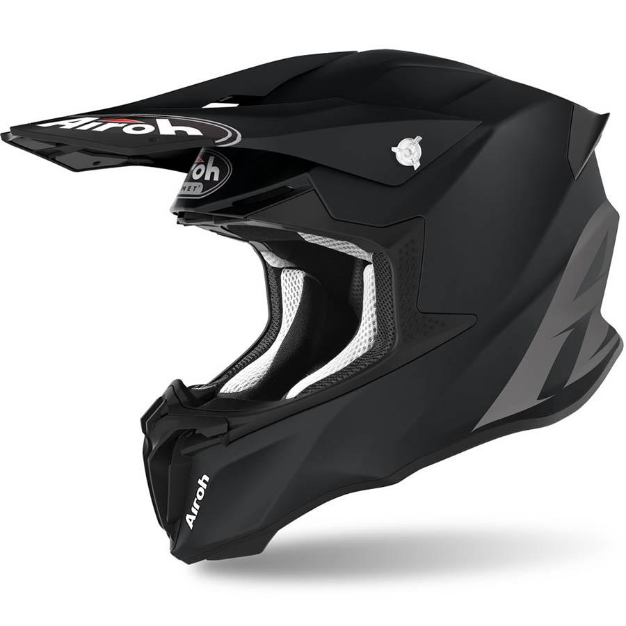 Airoh Twist 2.0 Color Black шлем внедорожный