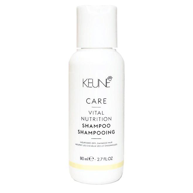 Keune Шампунь Основное питание/ CARE Vital Nutrition Shampoo, 80 мл.