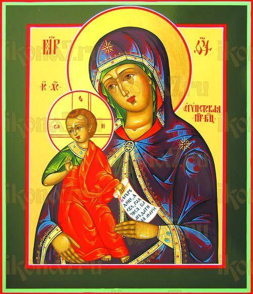 Икона Пресвятой Богородицы Египетская
