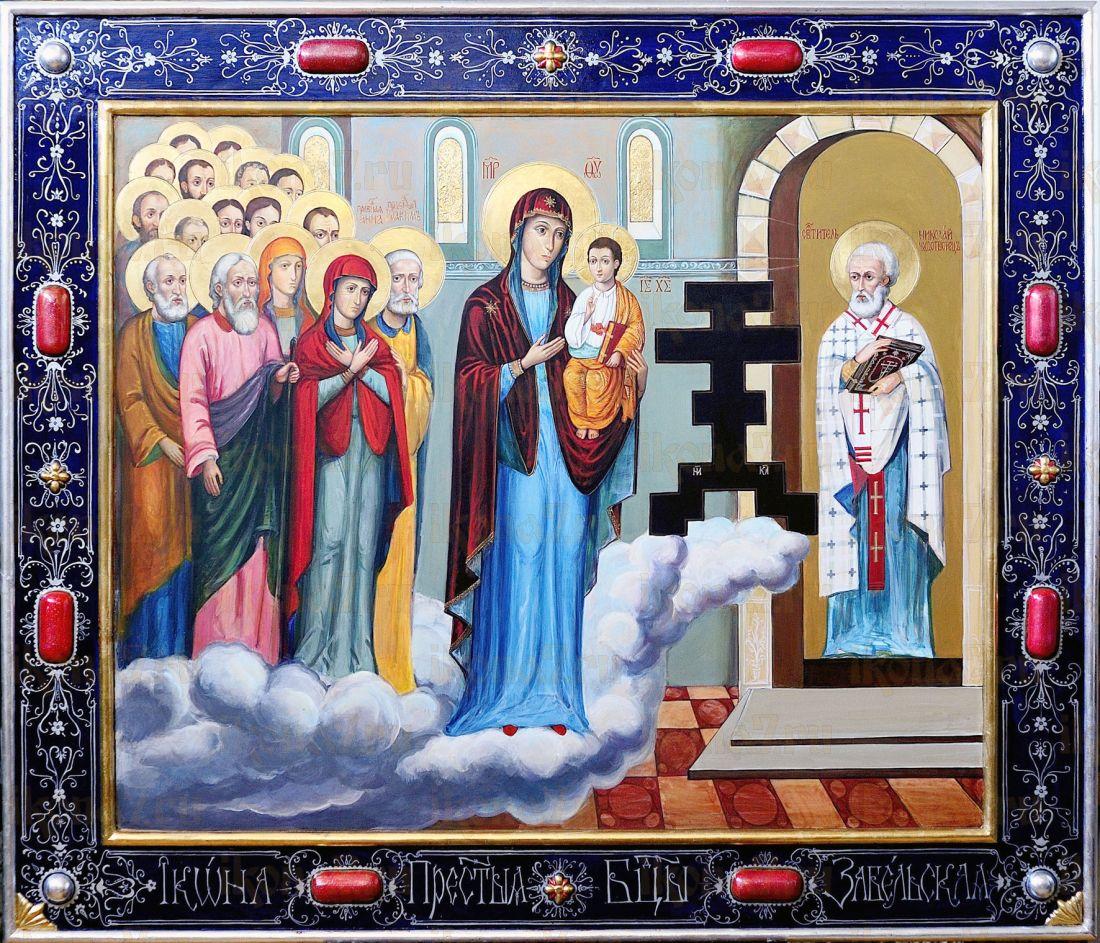 Икона Пресвятой Богородицы Забельская