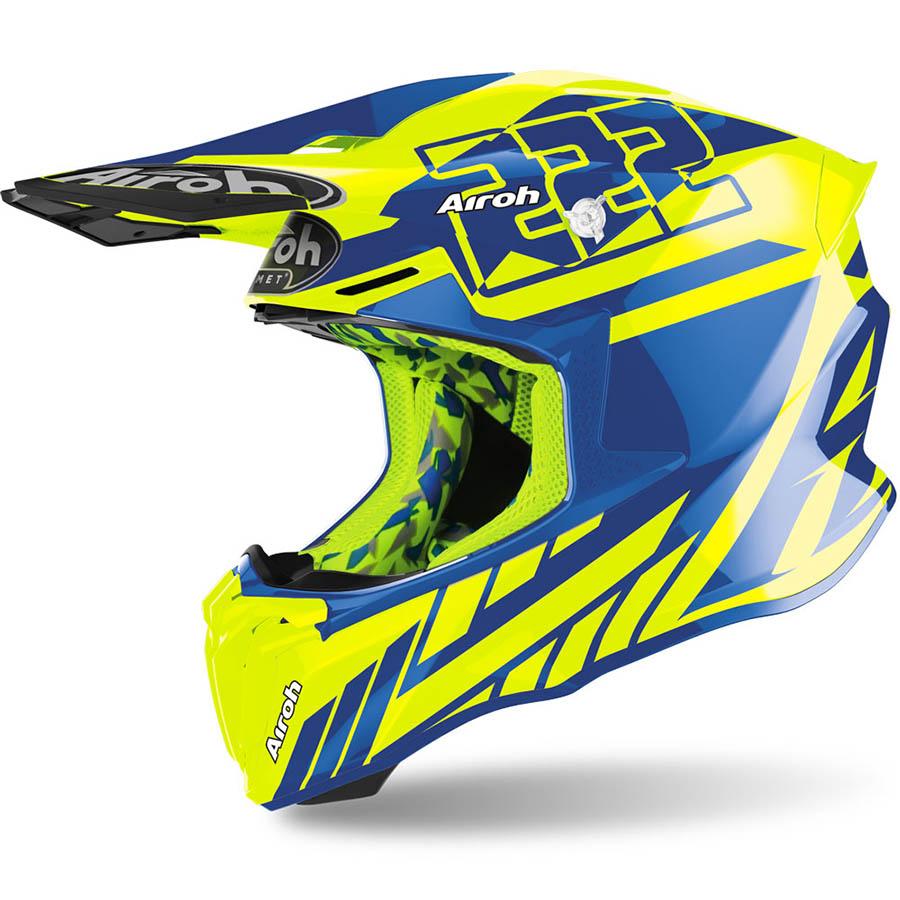 Airoh Twist 2.0 Replica Cairoli 2020 шлем внедорожный