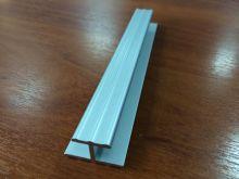 Н-образный профиль 9 мм для лодки ПВХ нарезка 10 см