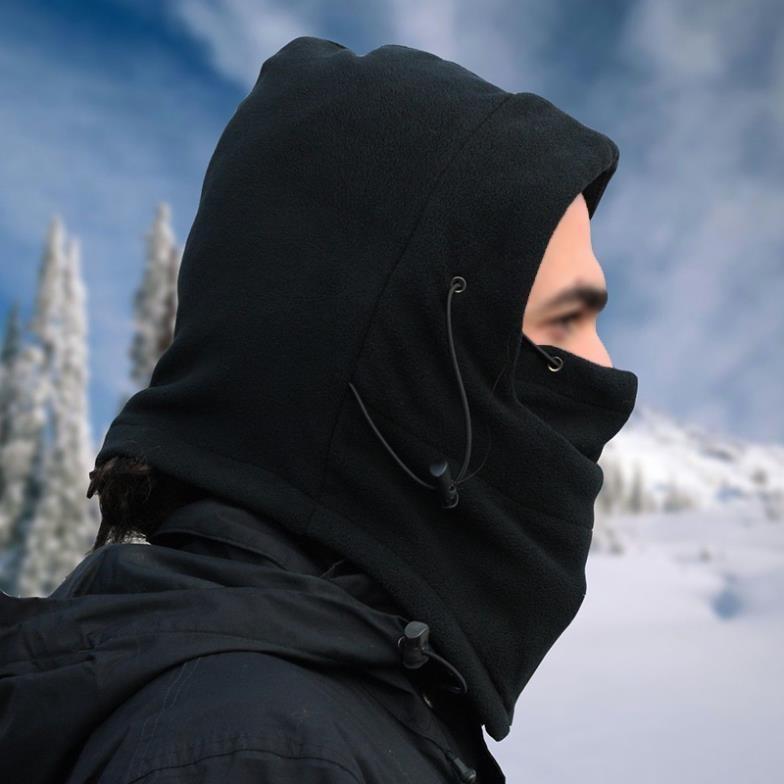 Ветрозащитная флисовая маска