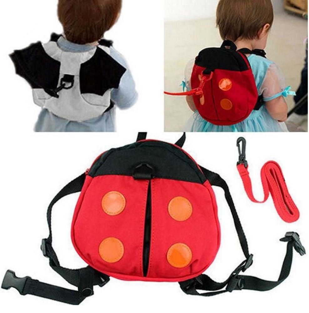 Страховочная шлейка для ребенка Kid Keeper Safety Harness. Вид  Божья коровка