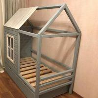 Кровать Домик Simple №19